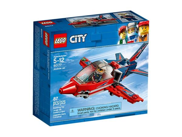 Lego Airshow Jet