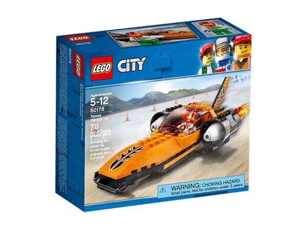 Lego Speed Record Car-2631