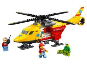 Lego Ambulance Helicopter-0