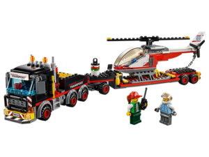 Lego Heavy Cargo Transport-0