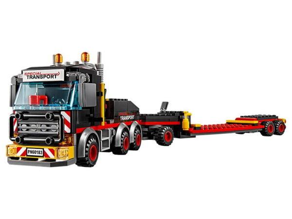 Lego Heavy Cargo Transport