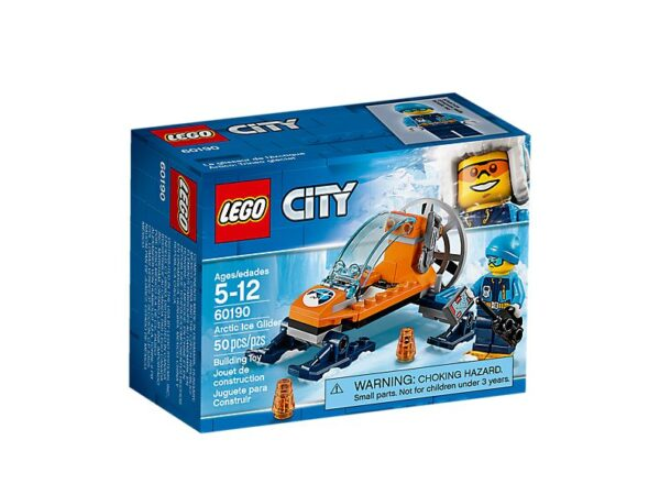 Lego Arctic Ice Glider-2661