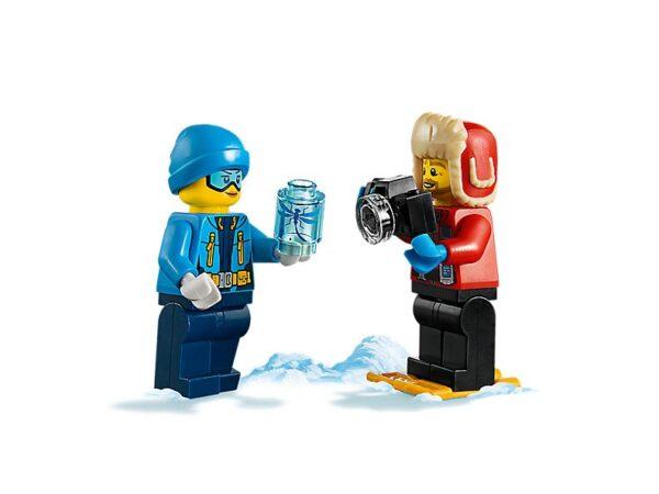 Lego Arctic Ice Glider-2662