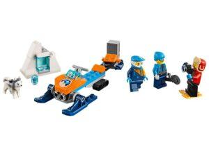 Lego Arctic Exploration Team-0
