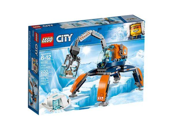 Lego Arctic Ice Crawler-2670