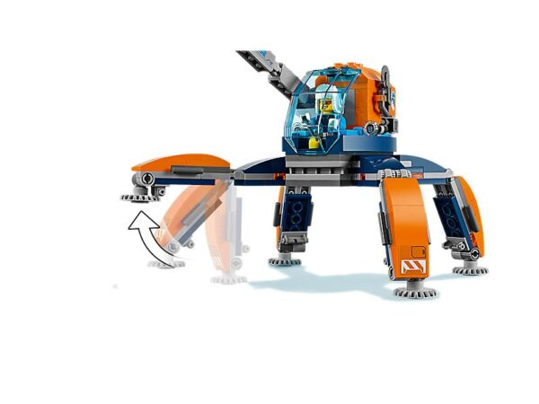 Lego Arctic Ice Crawler-2672