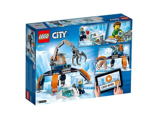 Lego Arctic Ice Crawler-2673