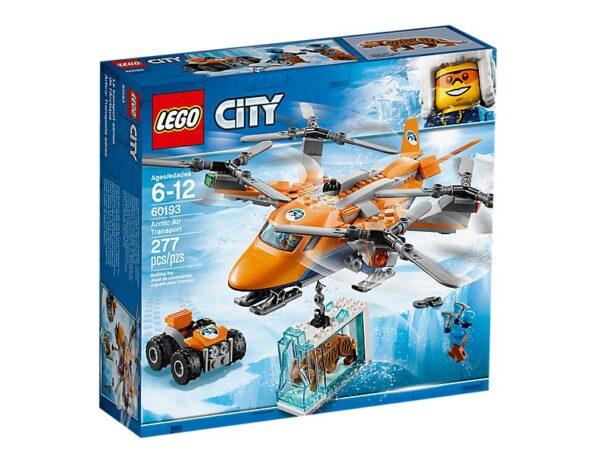 Lego Arctic Air Transport-2675