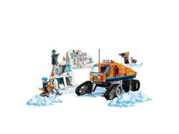 Lego Arctic Scout Truck