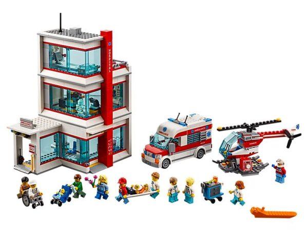 Lego City Hospital-0