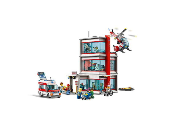 Lego City Hospital-2691