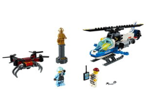 Lego Sky Police Drone Chase-0