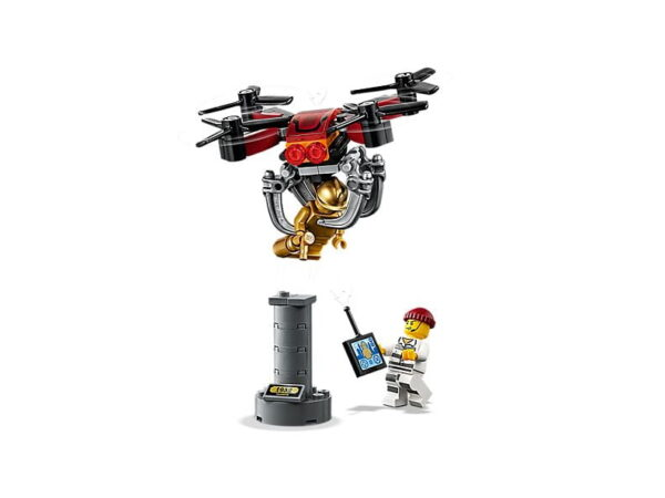 Lego Sky Police Drone Chase-2702
