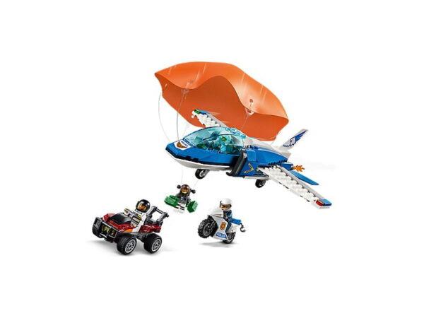 Lego Sky Police Parachute Arrest-2705
