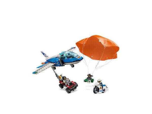 Lego Sky Police Parachute Arrest-2706