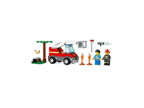 Lego Barbecue Burn Out-2710