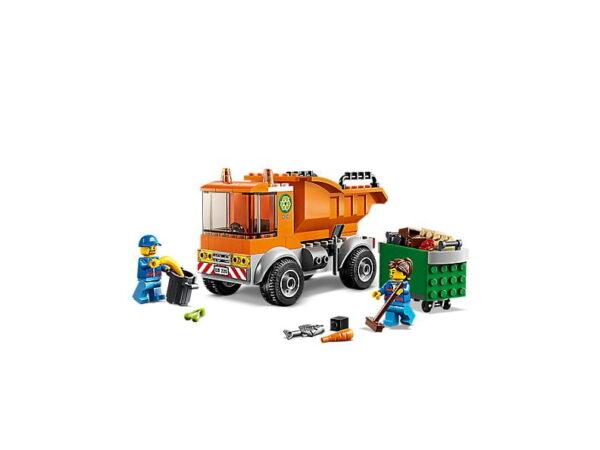 Lego Garbage Truck-2737