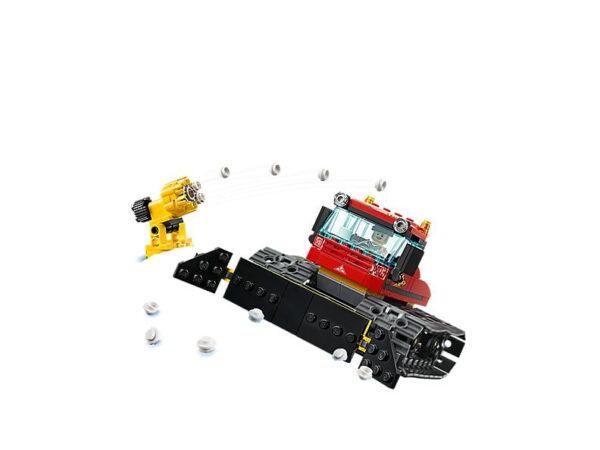 Lego Snow Groomer