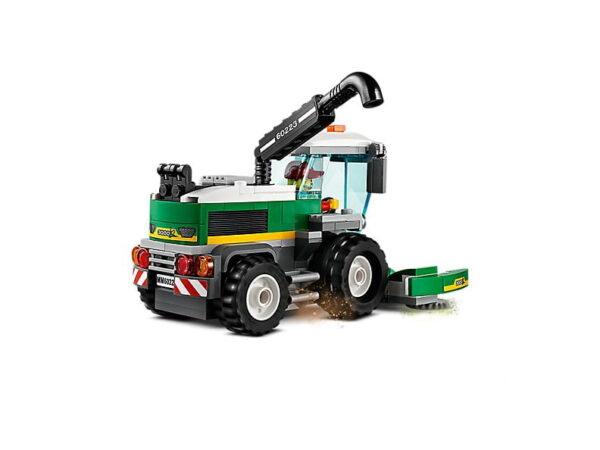 Lego Harvester Transport