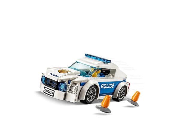 Lego Police Patrol Car-2757