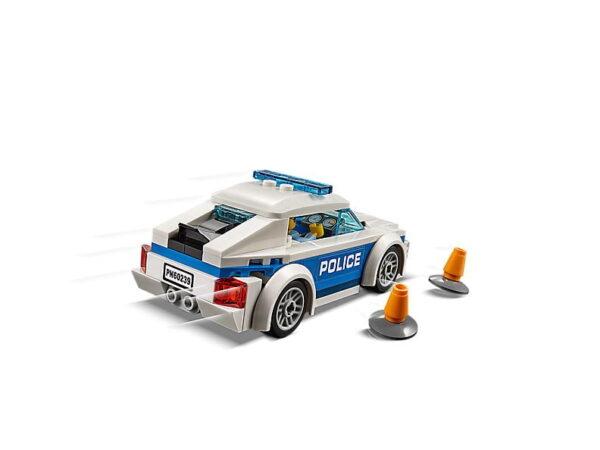 Lego Police Patrol Car-2758