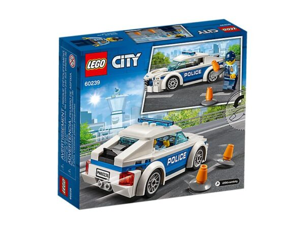 Lego Police Patrol Car-2759