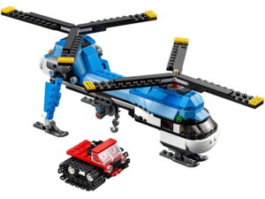 Lego Twin Spin Helicopter-0