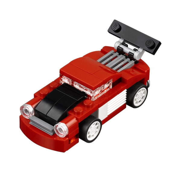 Lego Red Racer-1794