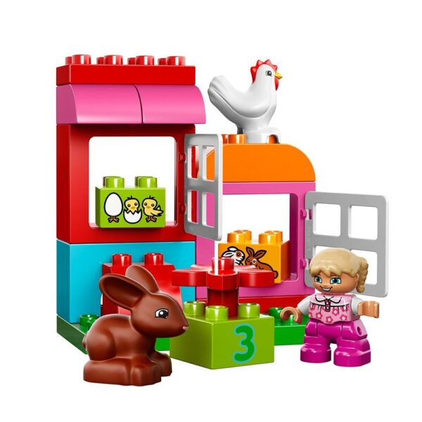 Lego Duplo All In One Pink -1138