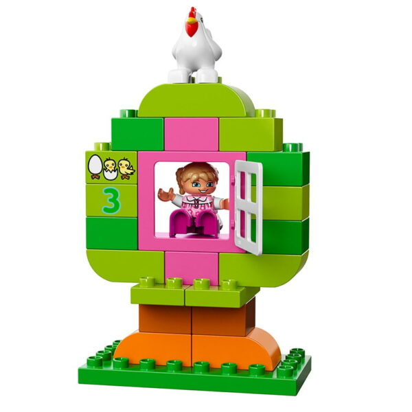 Lego Duplo All In One Pink -1139
