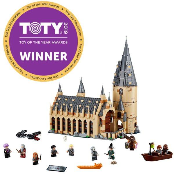 Lego Hogwart's Greta Hall-0