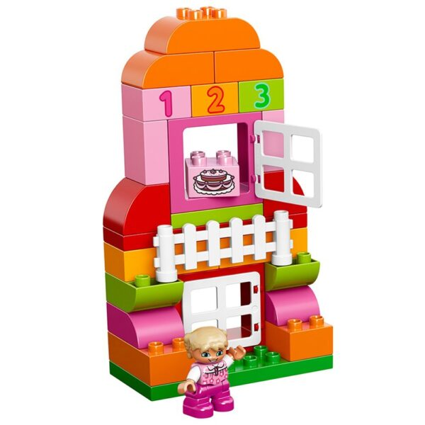 Lego Duplo All In One Pink -1140