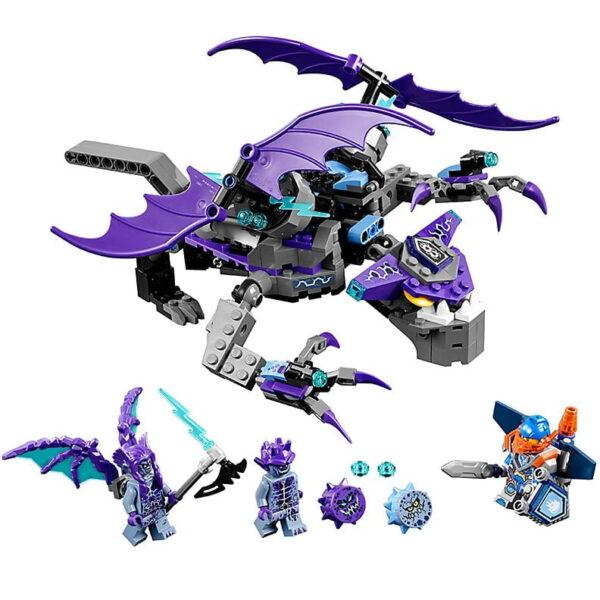 Lego The Heligoyle