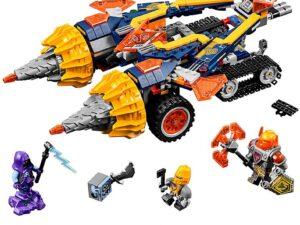 Lego Aaron's Rock Climber