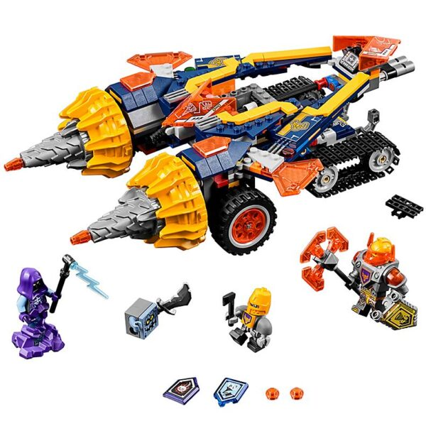 Lego Axl's Rumble Maker-0