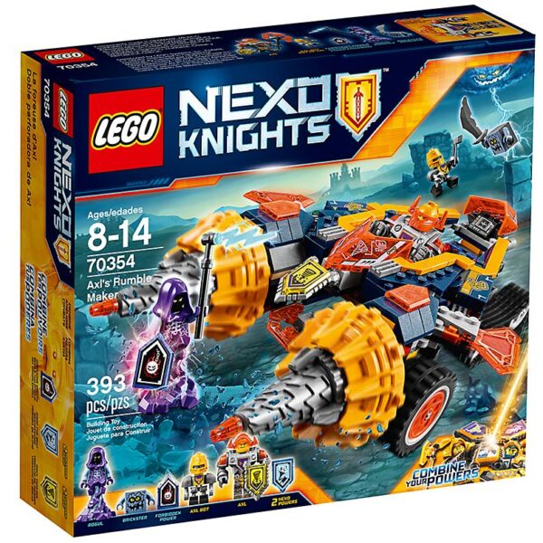 Lego Axl's Rumble Maker-2778