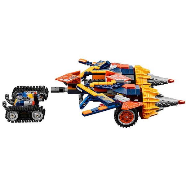 Lego Axl's Rumble Maker-2779