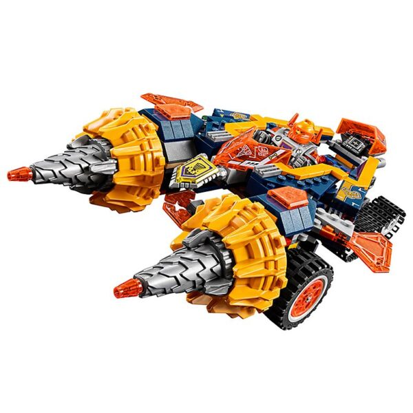 Lego Axl's Rumble Maker-2780