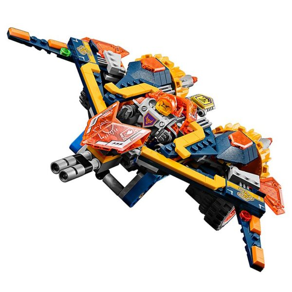 Lego Axl's Rumble Maker-2781