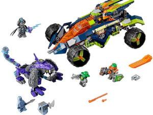Lego Aaron's Rock Climber-0