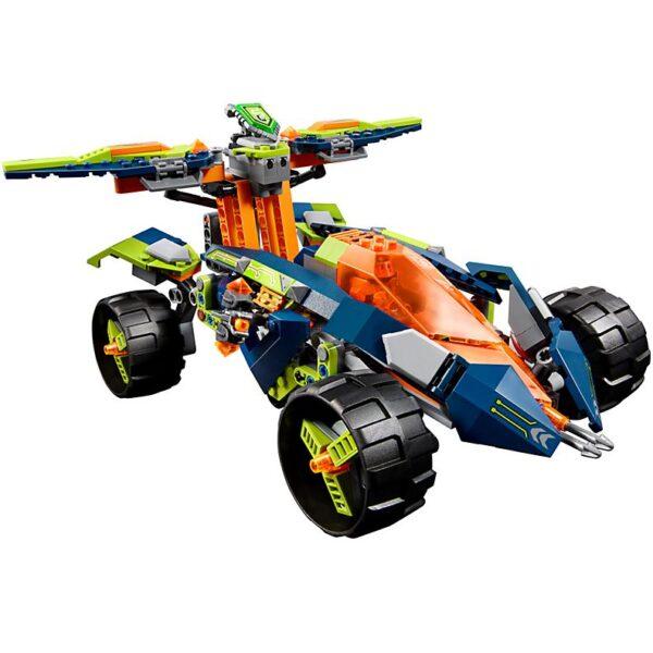 Lego Aaron's Rock Climber-2784