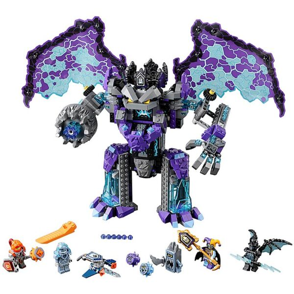 Lego The Stone Colossus of Ultimate Destruction-0