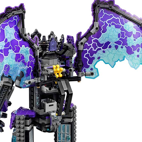 Lego The Stone Colossus of Ultimate Destruction-2789