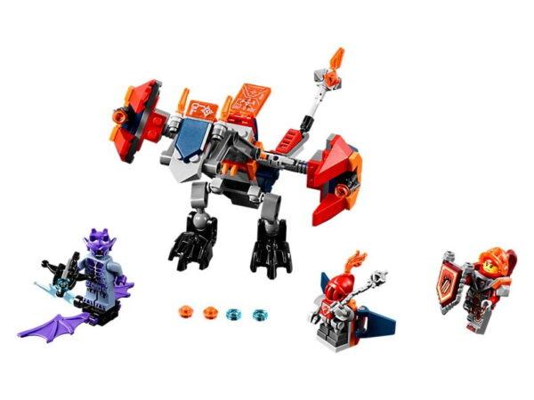 Lego Macy's Bot Drop Dragon