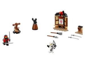 Lego Tiger Widow Island