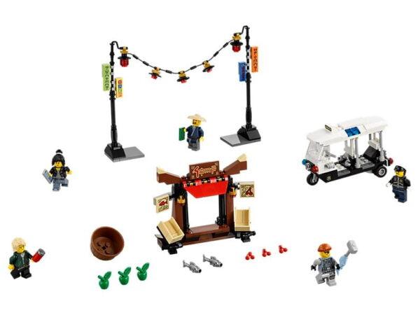 Lego Ninjago City Chase-0