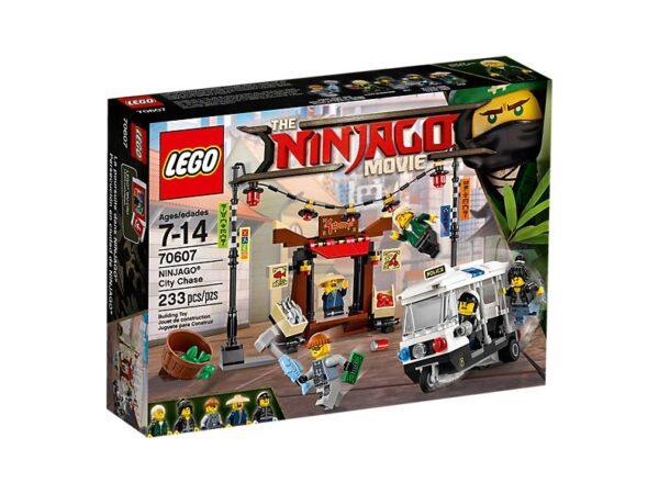 Lego Ninjago City Chase-2813