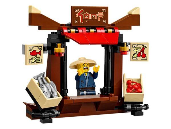 Lego Ninjago City Chase-2814