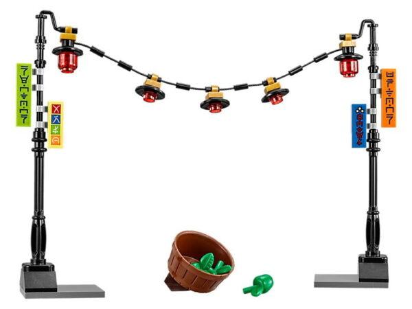 Lego Ninjago City Chase-2815
