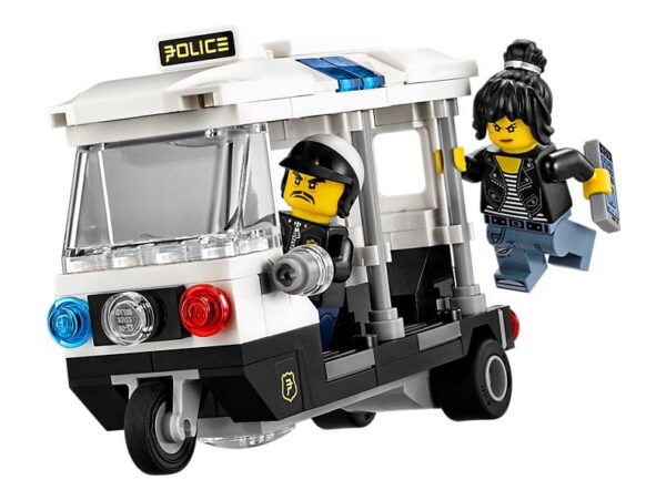 Lego Ninjago City Chase-2816
